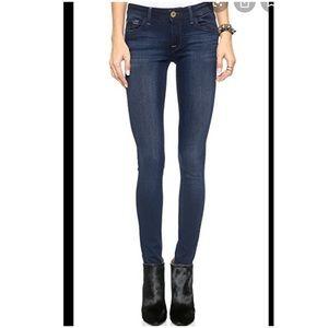 DL1961 Amanda Skinny Jeans Dark Wash 27x29 Denim
